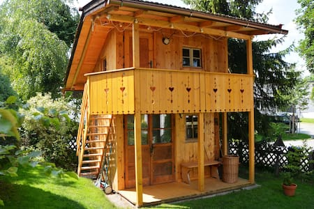 Treehouse with 1-5 sleeping places - Murnau am Staffelsee - Casa sull'albero
