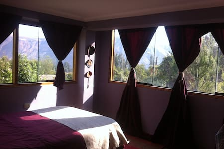 Sandy's Room, Panoramic Views,Country Guesthouse