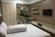 Studio Apartment - Louis Kienne (W/R) Simpang lima