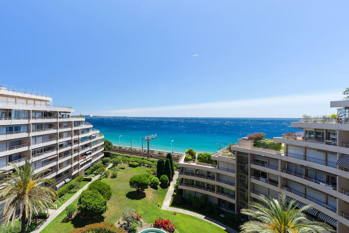 Great sea view apartment, just refited - Cannes - Flat