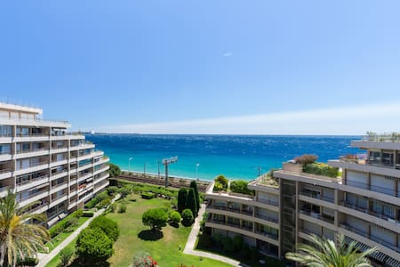 Great sea view apartment, just refited - 戛纳 - 公寓