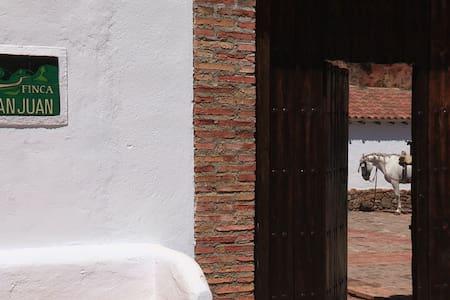 San Juan Retreat-Torrecilla - Puerto Serrano