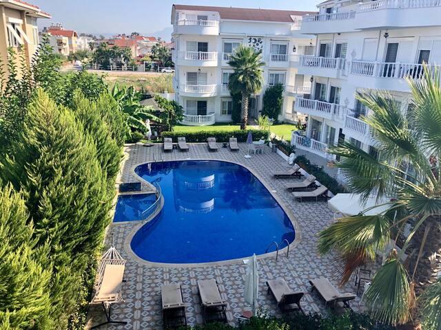 BELKA GOLF RESİDENCE / Belek (penthouse 1)