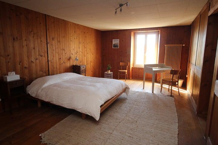 Belles chambres dans Auberge communale n°1
