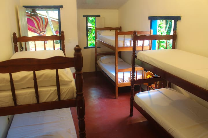Bed in Mixed Shared Suite Hostel Bahia