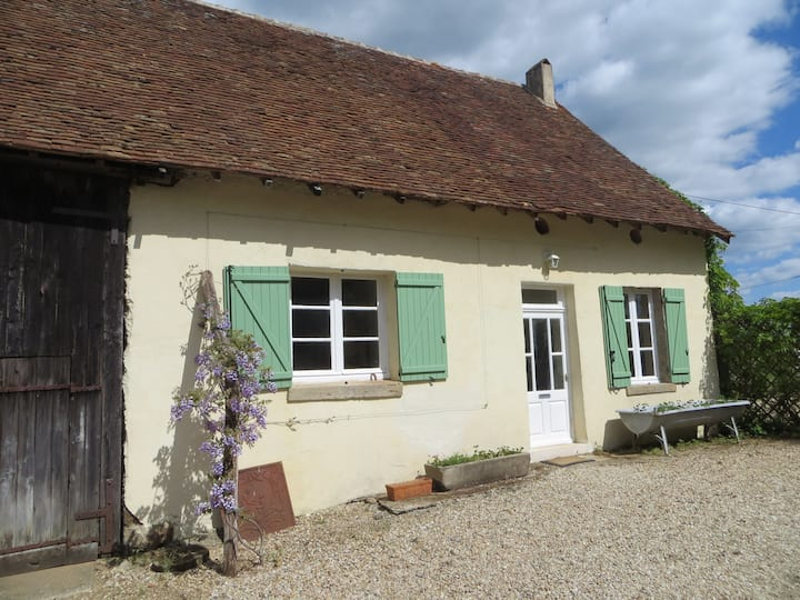 Wisteria Cottage - a gorgeous rural French retreat