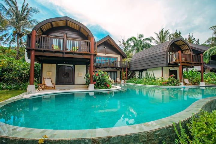 Frangipani Luxury Villa @ Kudat Riviera