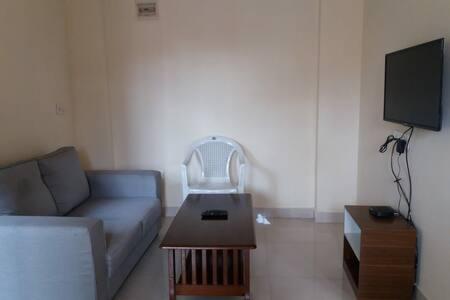 Entire one bed flat near Marathahalli