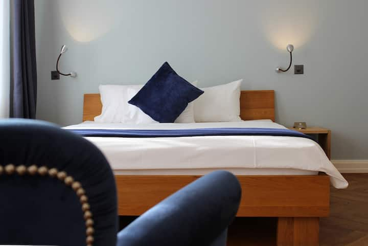 THE place to stay in Zürich: Boutique Hotel NI-MO