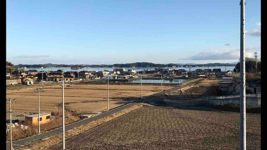 Outstanding view of Matsushima/women only.