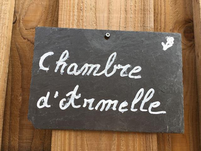 Chambre d'Armelle