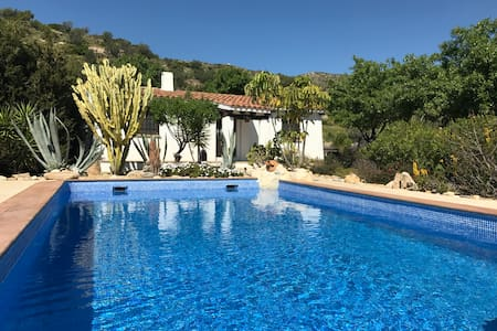 The Piggery - A Private Paradise nr Sorbas Lubrin