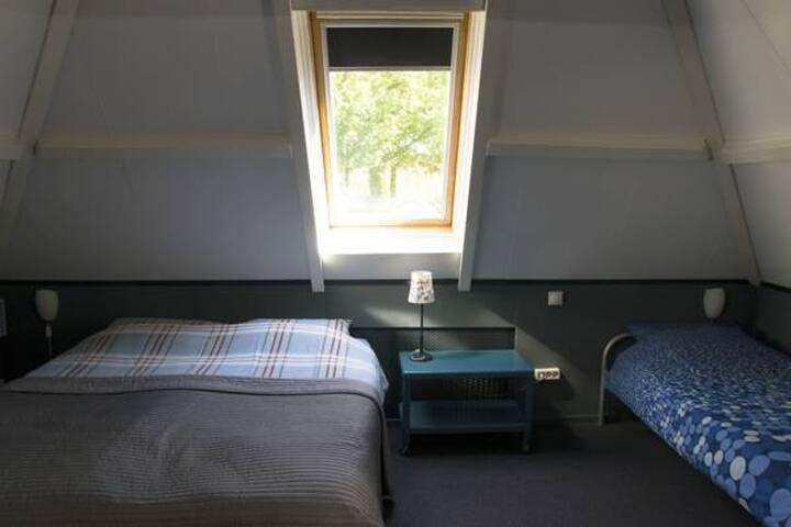 B&B VillaRia Wageningen, nice loft