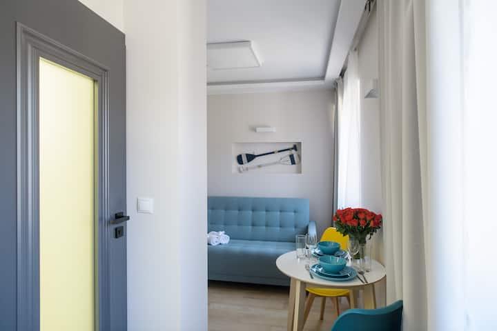 Apartament Studio Kaperska - Chłupy