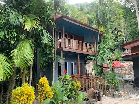 Dayang Bunting @ Tuba Island Cottage