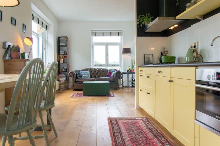Appartement voor 2 in Amersfoort - Amersfoort - Apartemen