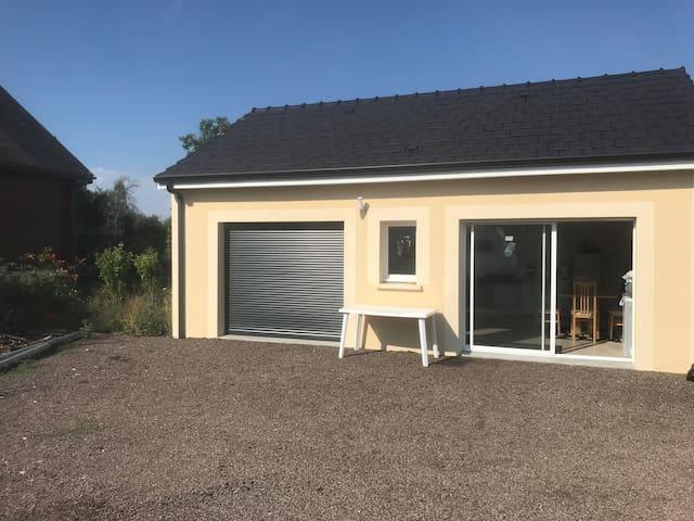 Magnifique studio de 50 m2 À la charité sur Loire