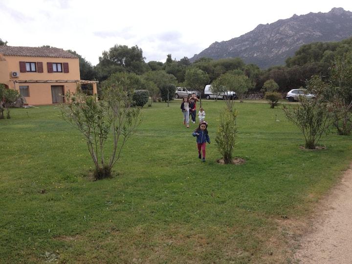 Casa Oleandro: natura incontaminata