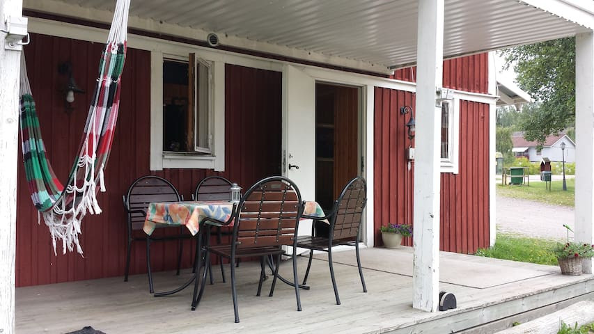 Lite Lägenhet med Väner utsikt i Kristinehamn