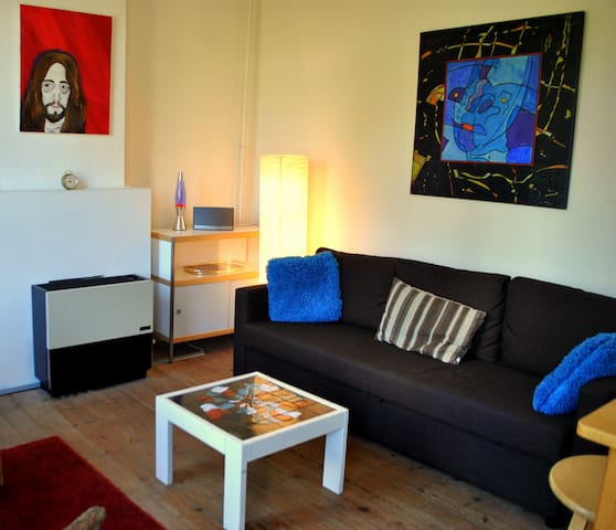 Comfy functional town house (2nd and 3rd floor) - Leuven