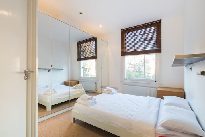 Modern 2 bed flat - South Hampstead/Swiss Cottage - London
