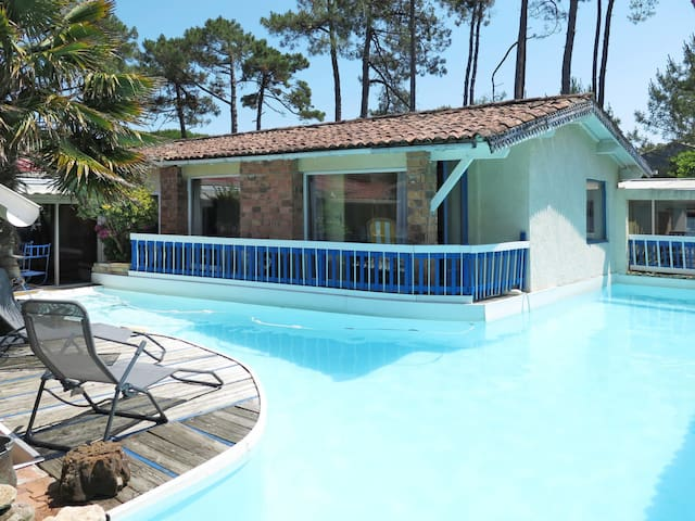 Holiday House Monta in Montalivet