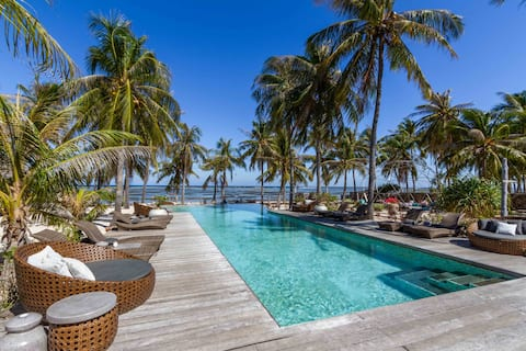 Boutique Family Bungalow - Seed Resort Rote