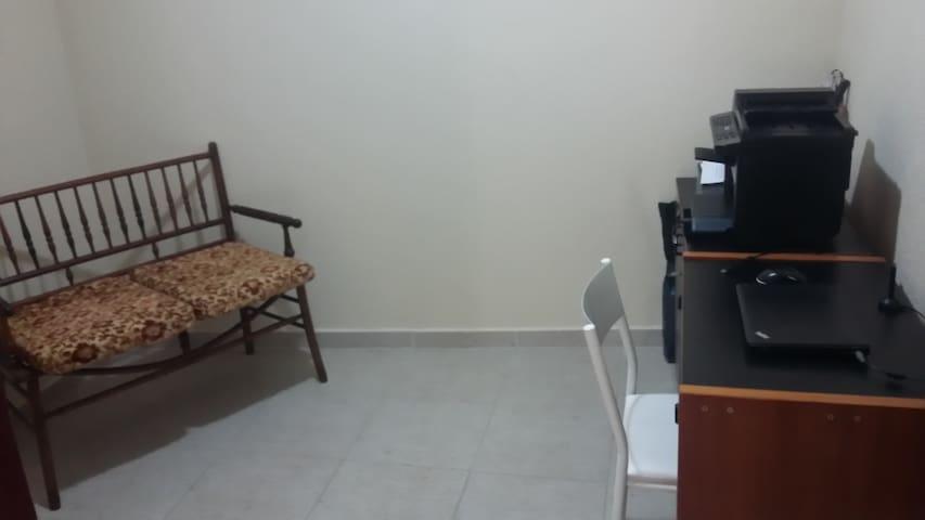 ESPAÇO PRIVATIVO EM CASA DE FAMÍLIA - Campinas - Casa