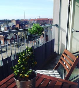 Cozy apartment, great location - 86m2 - Copenhaguen - Pis