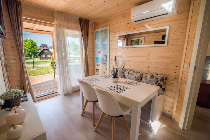 Luxury Cottages Heaven Kolpa - Pisanca