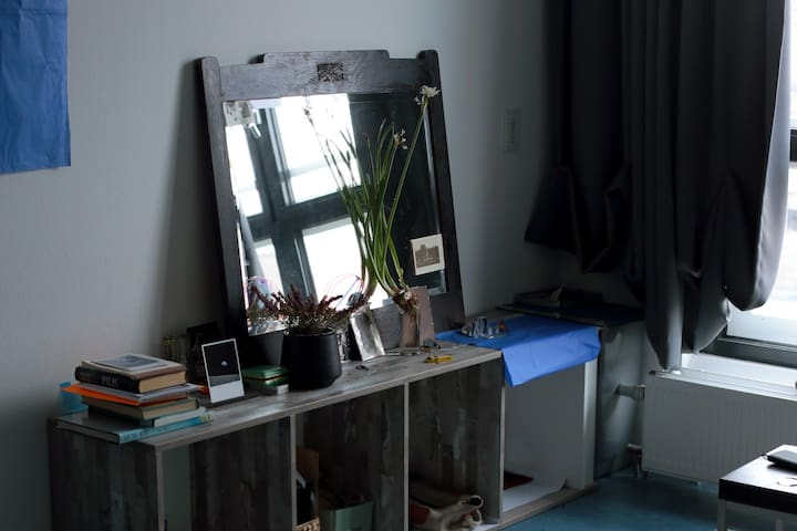 A studio for one person - Amsterdam - Appartement