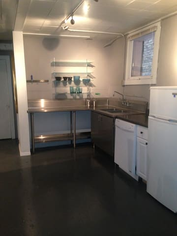 Private garden studio apartment - Madison - Apartamento