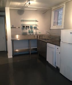 Private garden studio apartment - Madison - Pis