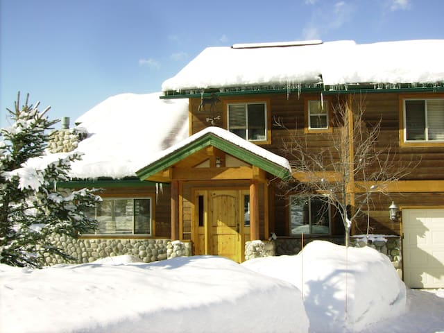Guest Annex near Ski Mountain - Steamboat Springs - Hus