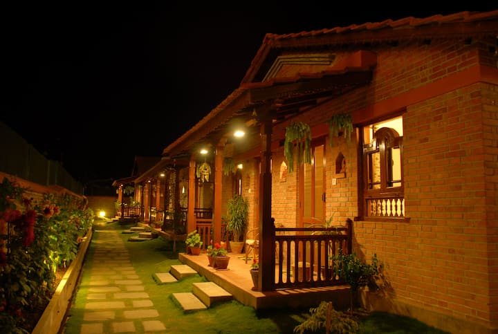 TYPICAL NEPALI HOUSE (COZY COTTAGES)