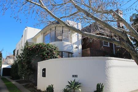 Art Deco, Rooftop Garden - South Yarra - Apartmen