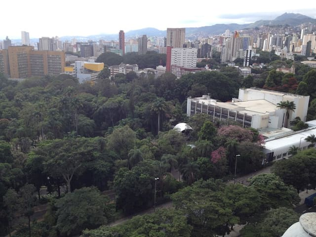 Comfort and privileged view - Belo Horizonte - Apartment