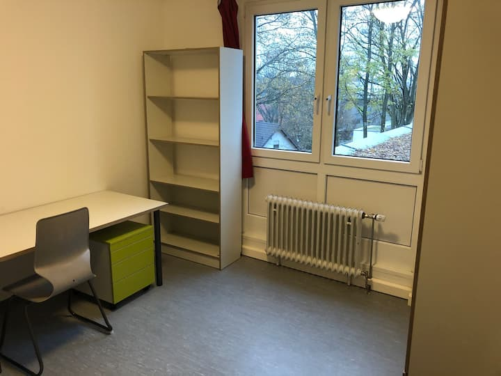 A room(25m^2)in a 3-room-apartment in Aachen