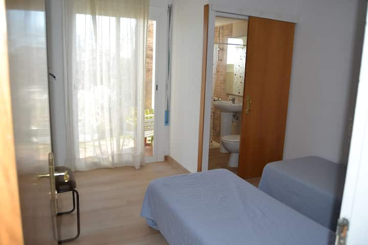 HOSTAL TORRENT 4-Habitación doble