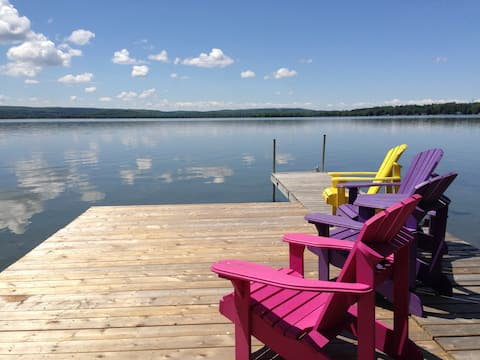NEW 5* WATERFRONT 1 hr from GTA -May & June dates