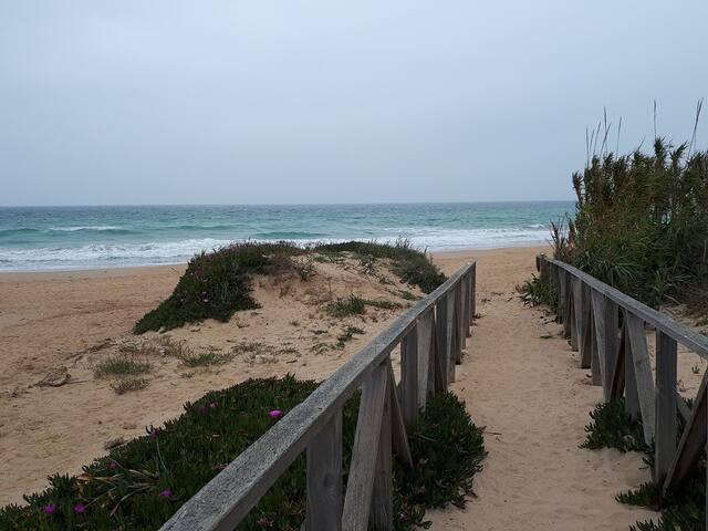 Casa Playa El Palmar