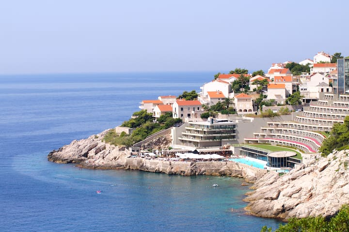Great Location & Amazing View - A1© - Dubrovnik - Byt