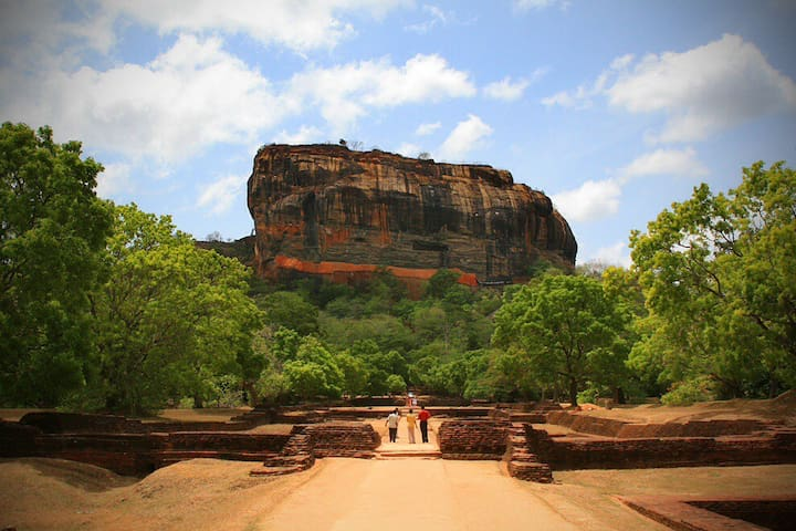 Ancient Villa Nature Cottages - Sigiriya - Bed & Breakfast