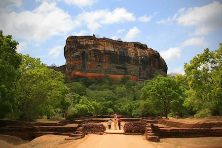 Ancient Villa Nature Cottages - Sigiriya - Bed & Breakfast