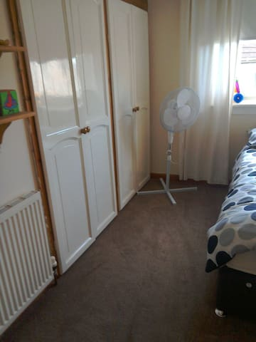 Double room in West Kilbride. - West Kilbride - Hus