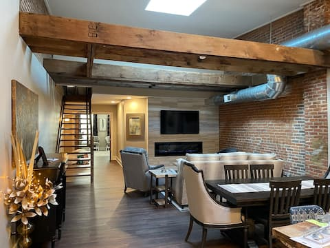 Galena Luxury Penthouse Downtown Parking New