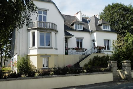 Bienvenue en Centre Bretagne - Maël-Carhaix - Bed & Breakfast