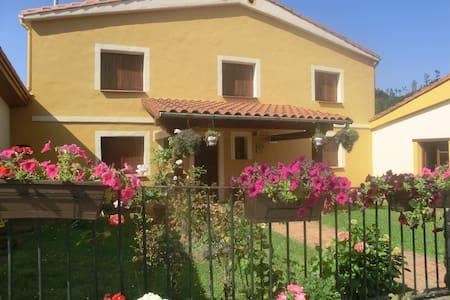 Cerezal 1, casa en plena naturaleza - Llanes - House