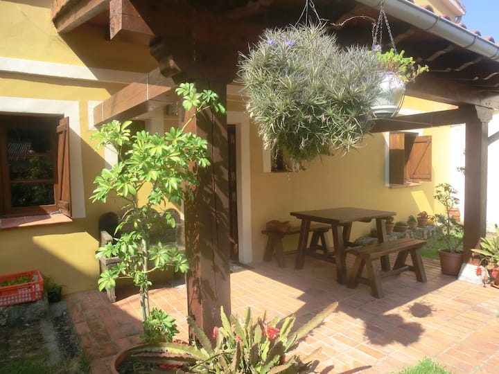 Cerezal 1, casa en plena naturaleza