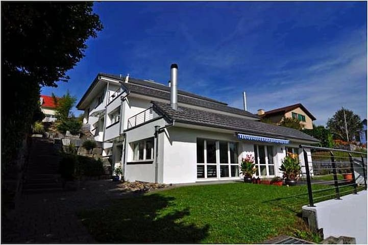 Luxury, sunny and quiet place - Schöfflisdorf - Appartement
